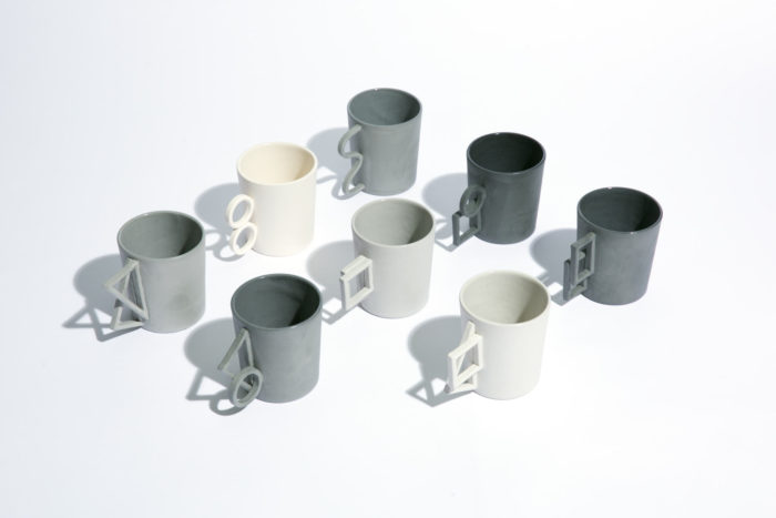 shapes mugs
